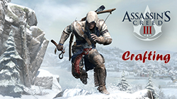 Assassin's Creed 3 - Crafting