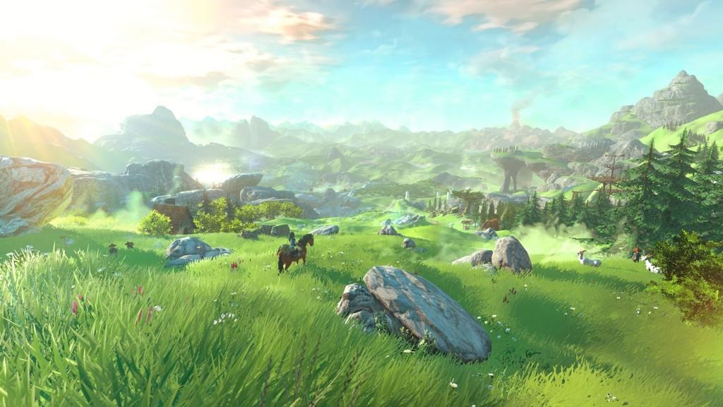Legend Of Zleda Wii U