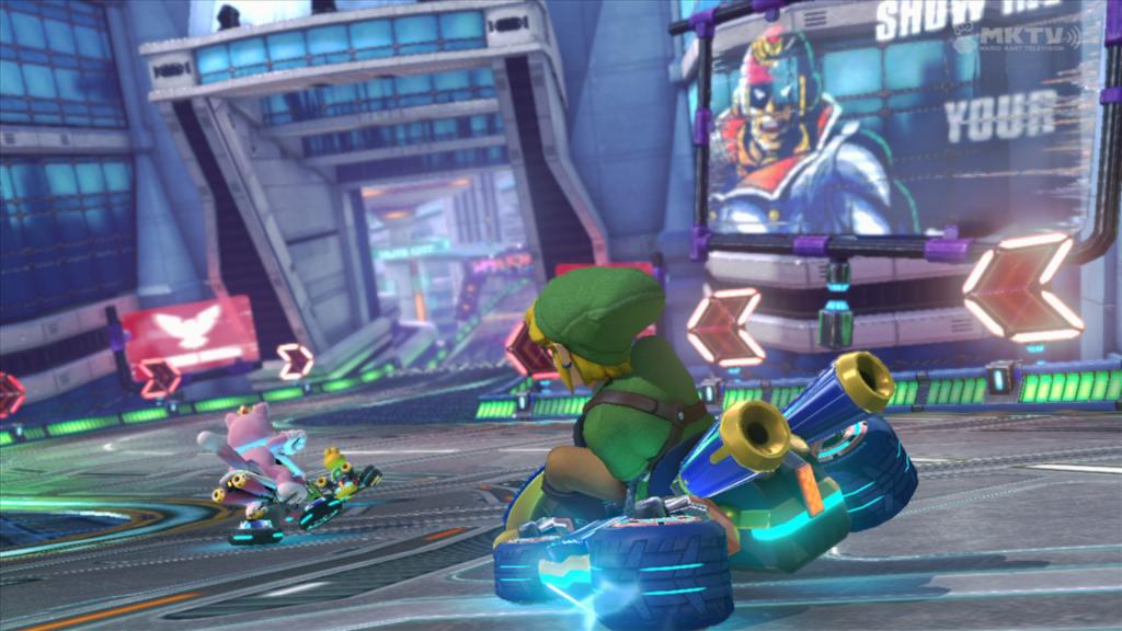 Games of 2014 - Mario Kart 8 DLC