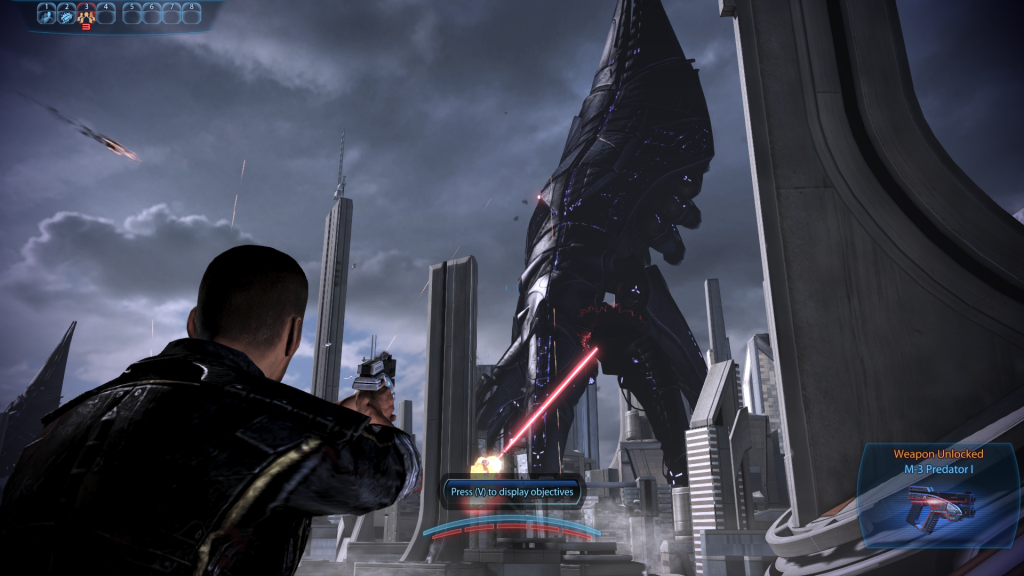 Games of 2014 - Mass Effect 3