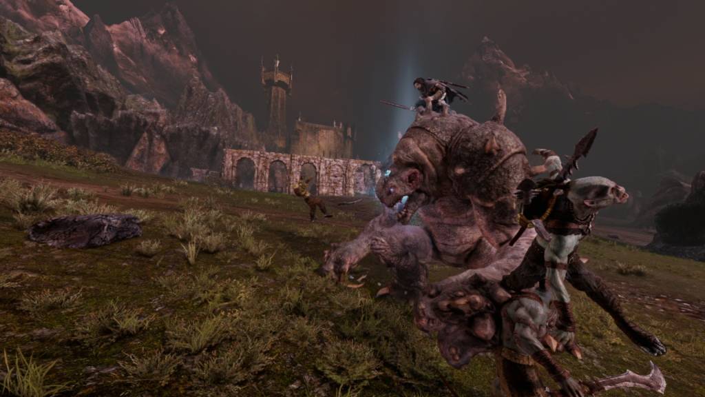Games of 2014 - Middle-earth: Shadow of Mordor