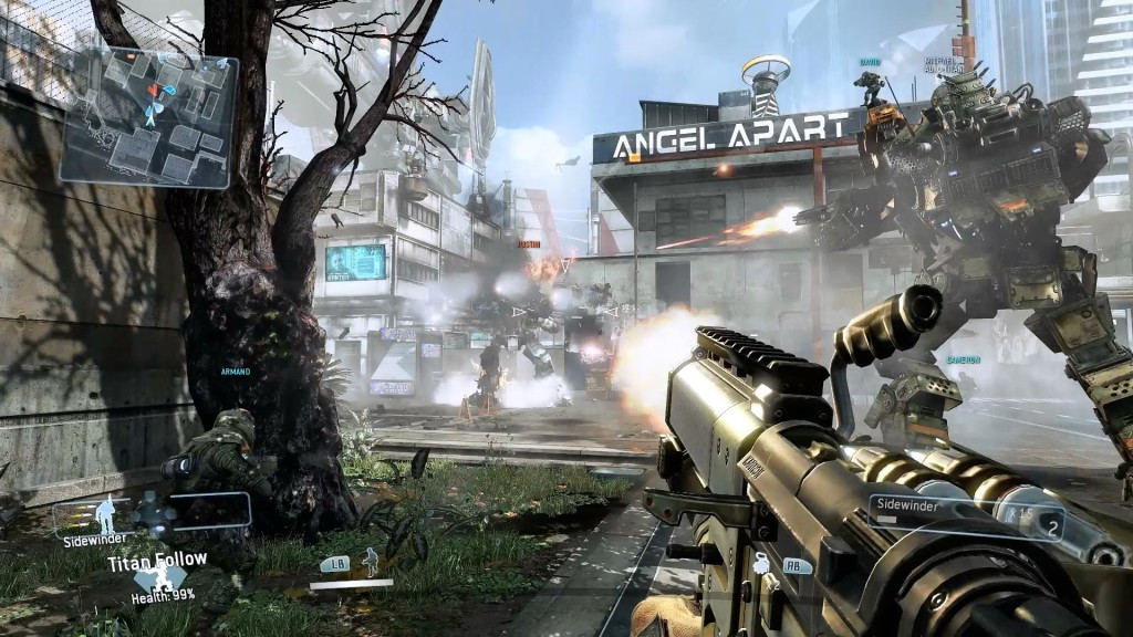 Games of 2014 - Titanfall