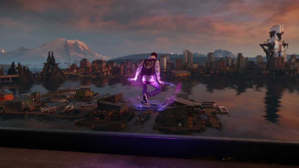 Games of 2014 - inFamous: Second Son