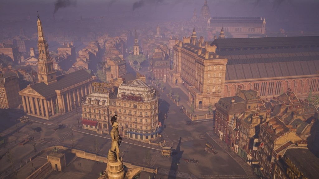 Assassin's Creed Syndicate - Viewpoints