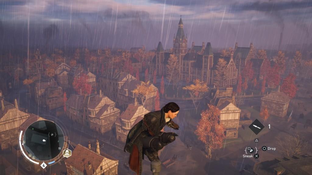 Assassin's Creed Syndicate - Rainy London
