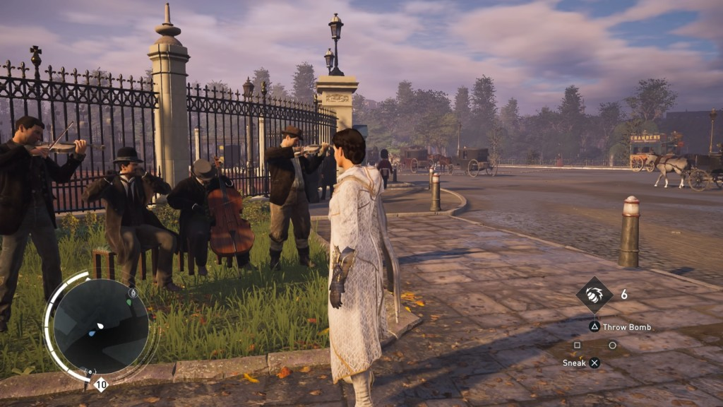 Assassin's Creed Syndicate - Music