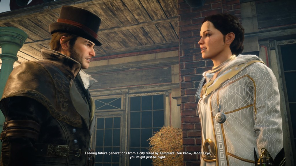 Assassin's Creed Syndicate - The Frye Twins
