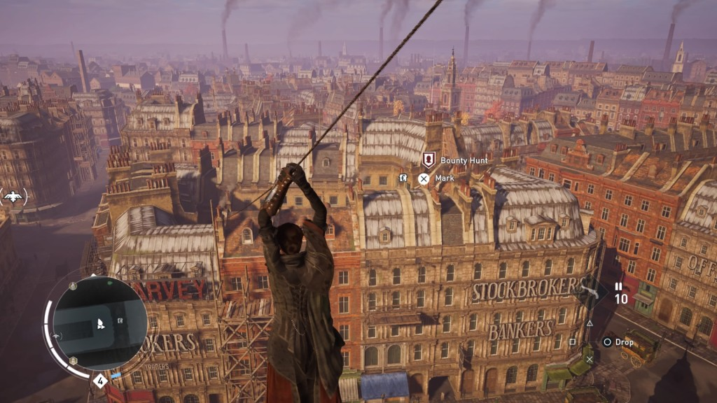 Assassin's Creed Syndicate - Grappling Hook