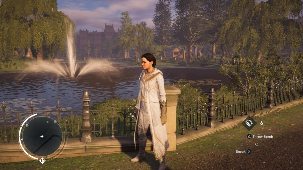 Assassin's Creed Syndicate - Fountain