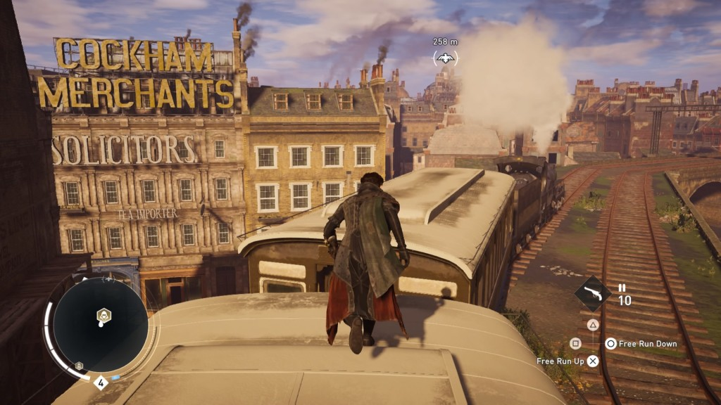Assassin's Creed Syndicate - Train