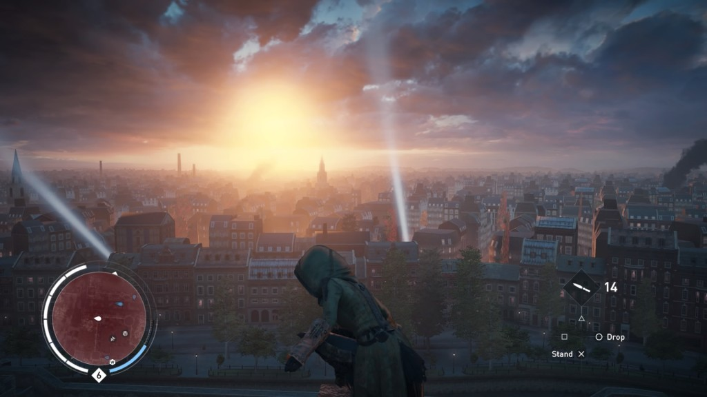 Assassin's Creed Syndicate - London Sunset