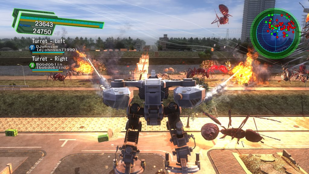Games of 2016 Earth Defense Force 4.1: The Shadow of New Despair