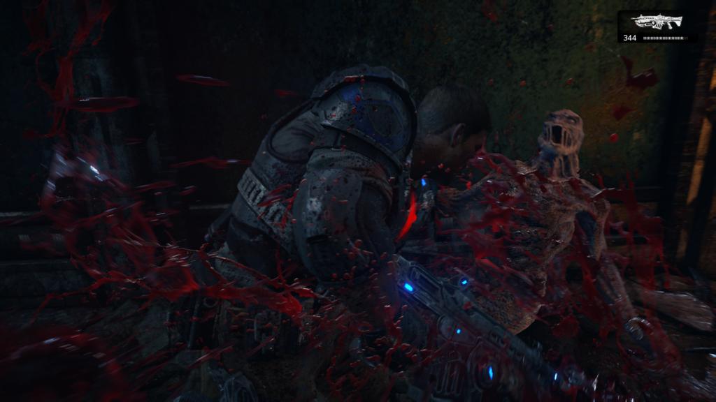 Games of 2016 Gears of War 4