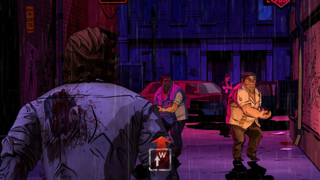 Games of 2016 The Wolf Among Us