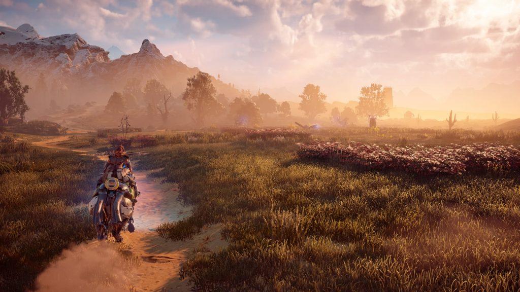 Games of 2017 - Horizon Zero Dawn