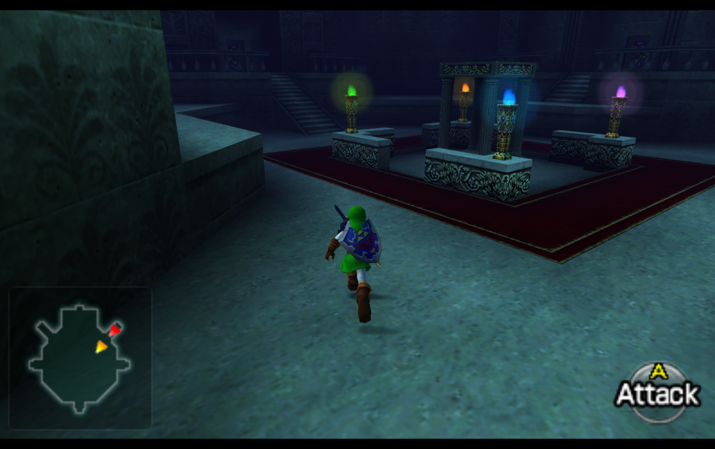 Games of 2017 Zelda Ocarina of Time 3D