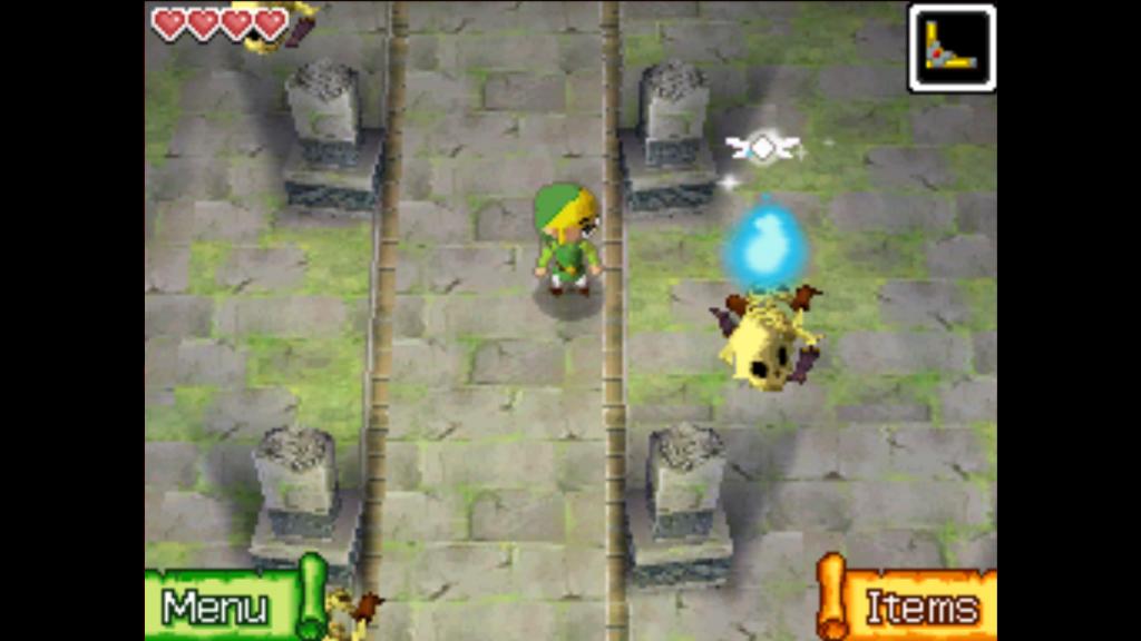 Games of 2017 Zelda Phantom Hourglass