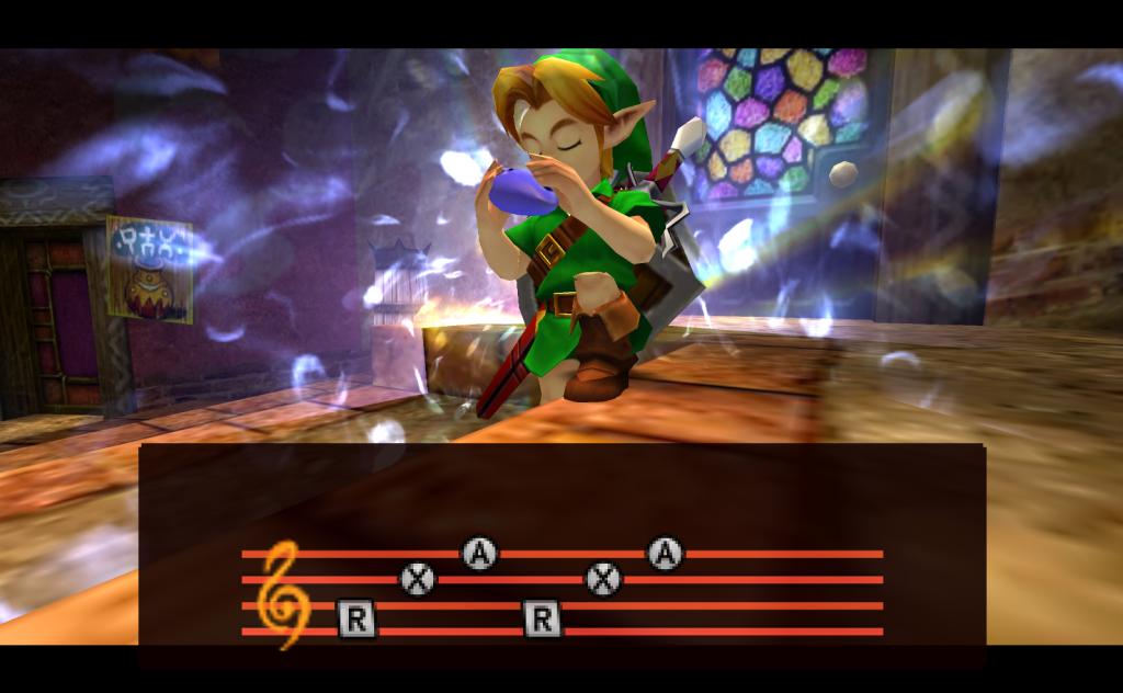 Games of 2017 Zelda Majora's Mask 3D