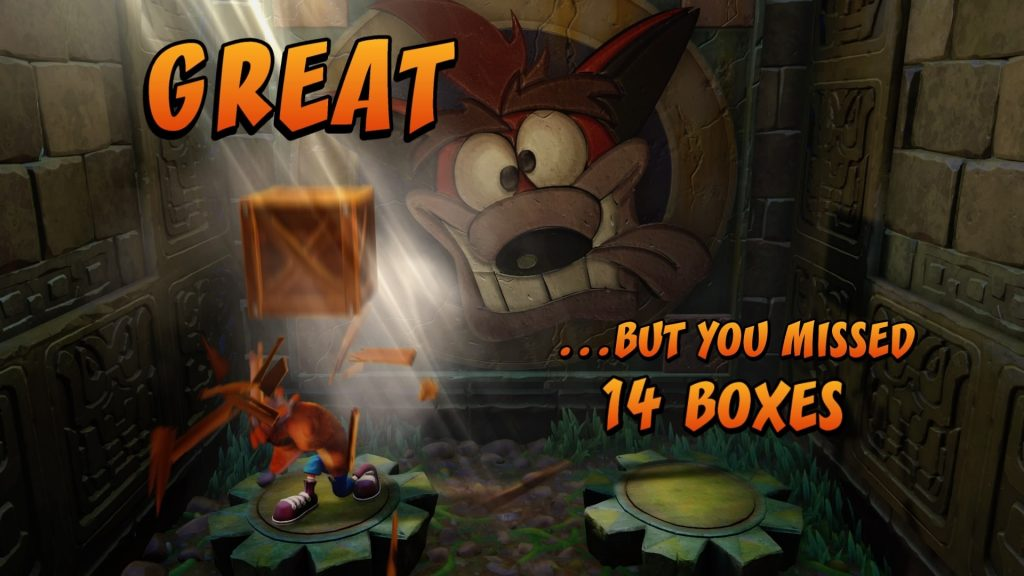 Games of 2018 - Crash Bandicoot N. Sane Trilogy