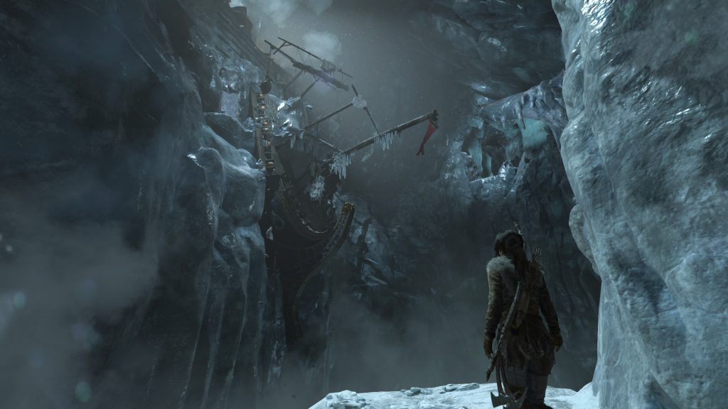 Games of 2018 - Rise of the Tomb Raider