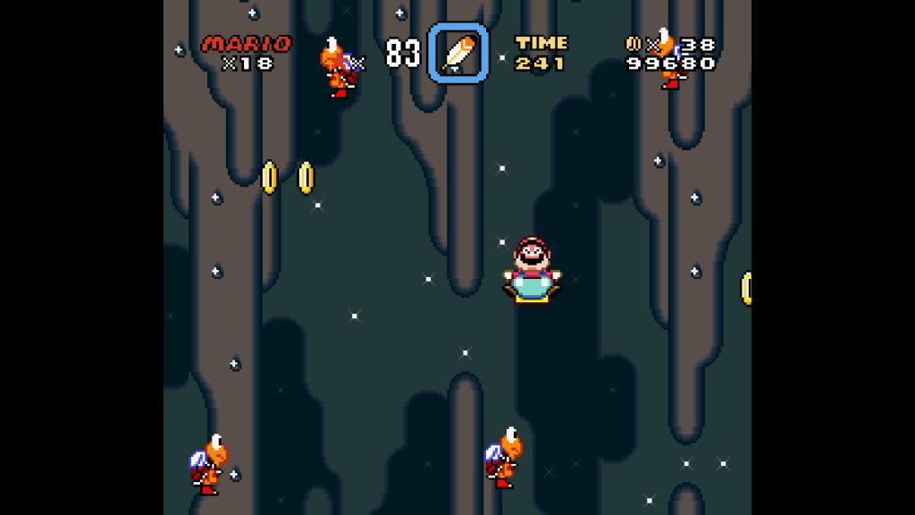 Games of 2018 - Super Mario World