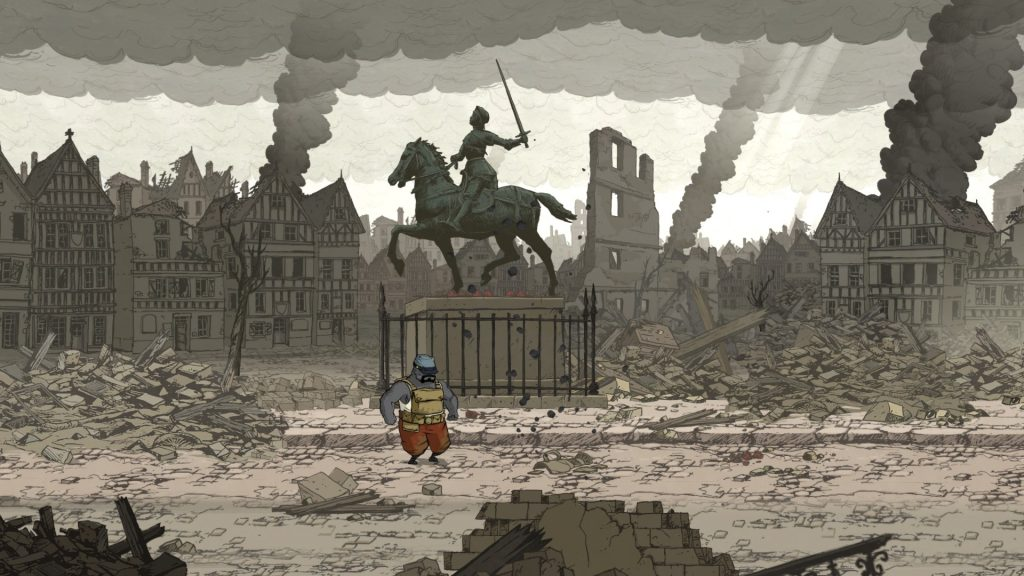 Games of 2018 - Valiant Hearts: The Great War