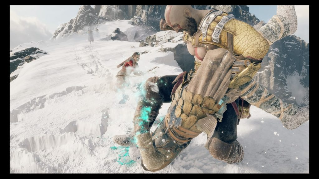 Games of 2018 - God of War (2018)