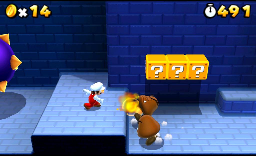 Games of 2018 - Super Mario 3D Land