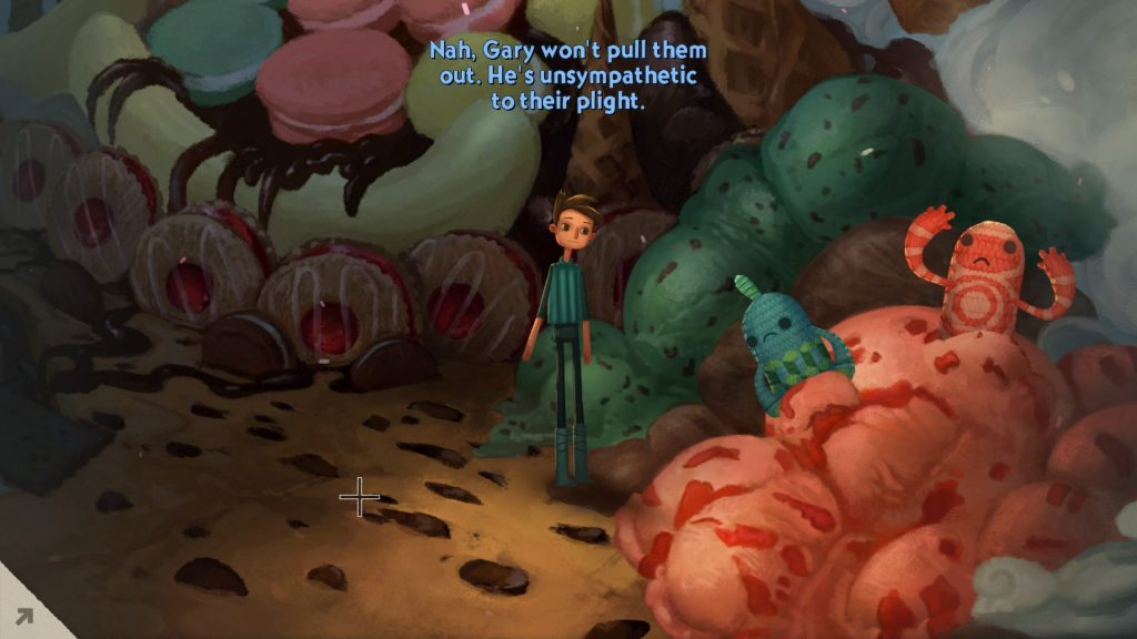 Games of 2018 - Broken Age