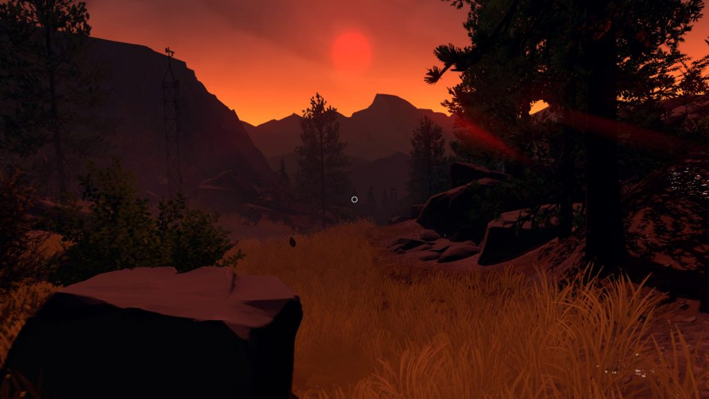 Games of 2018 - Firewatch