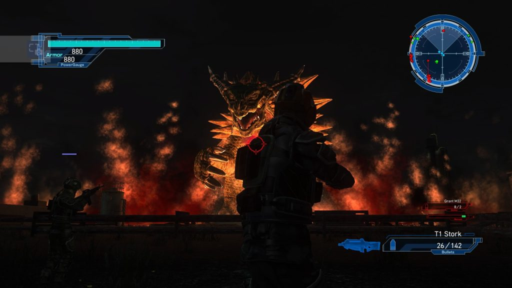 Games of 2019 - Earth Defense Force 5