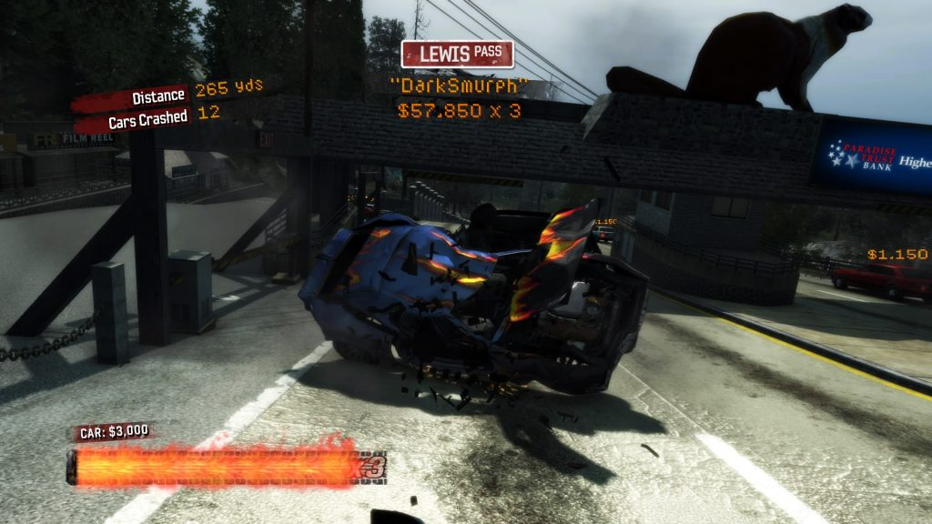 Games of 2019 - Burnout Paradise Remastered