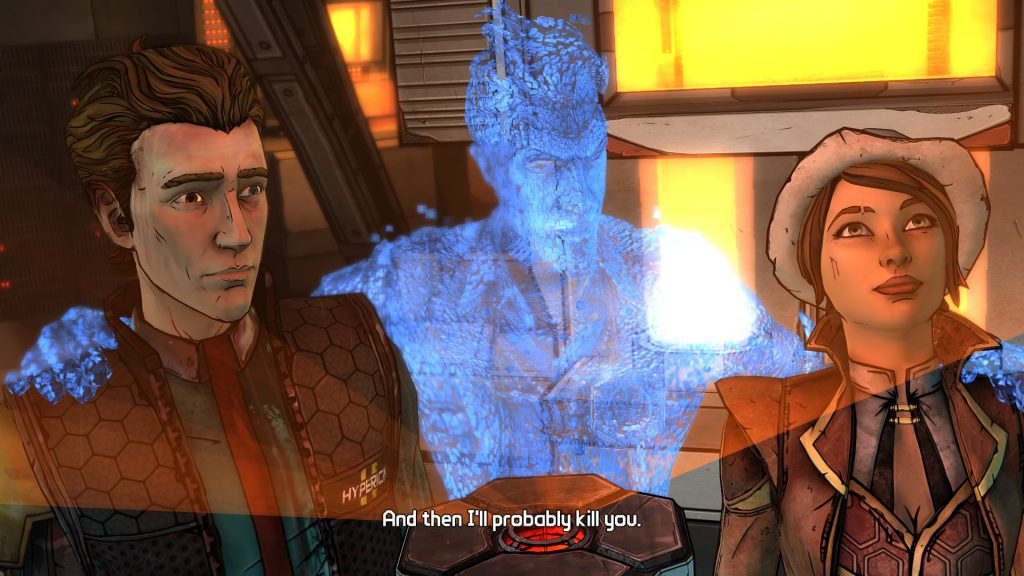 Games of 2020 - Tales from the Borderlands