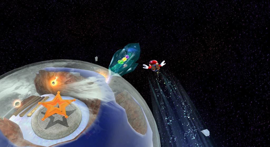 Games of 2020 - Super Mario Galaxy