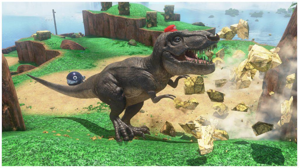 Games of 2020 - Super Mario Odyssey